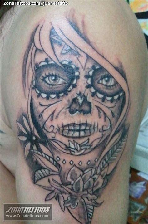 imagenes tatuajes catrinas pin tatuaje de juanestatto catrina on pinterest