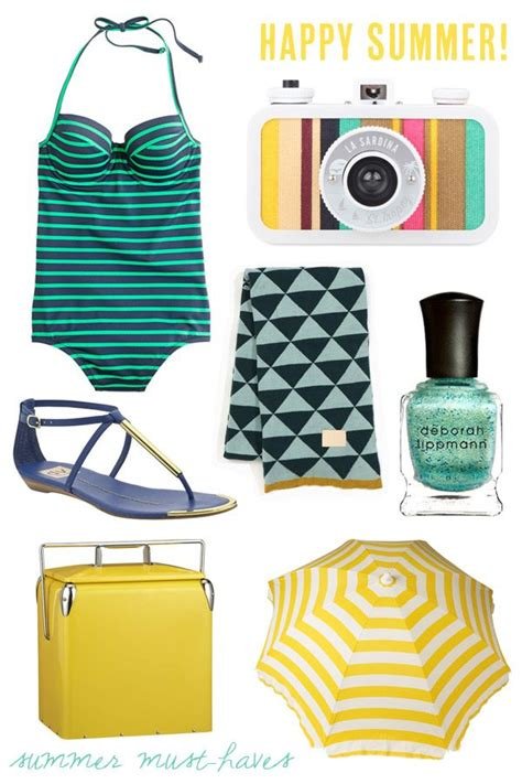 8 Accessories For Summer by Summer Accessories
