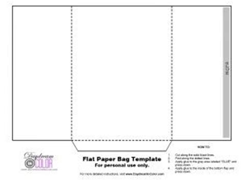 treat bag template the world s catalog of ideas