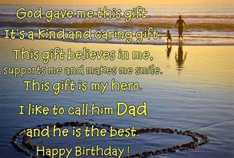 Happy Birthday Wishes For On Happy Birthday Messages Poems To Dad From Son And Daughter