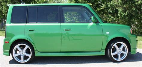 scion box car envy green scion xb scion xb tc toyota bb