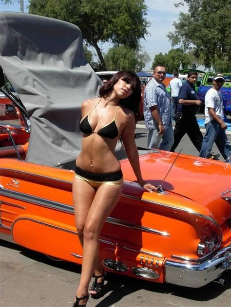 mexican car show girls streetlow magazine costa mesa car show lowrider babes