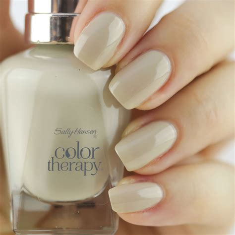 how to make my a therapy give your nails spa luxury with new sally hansen color
