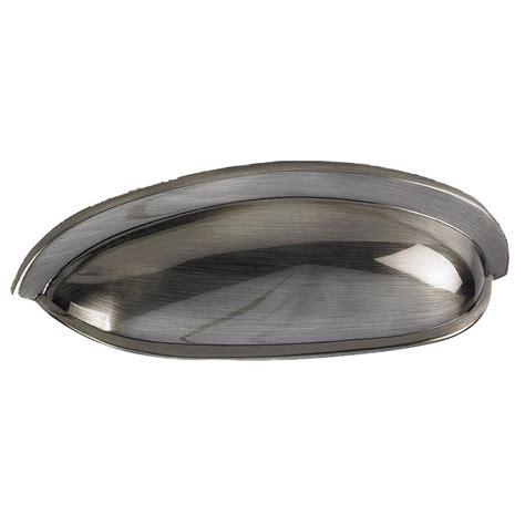 black nickel cabinet hardware siro designs cabinet hardware 99 229 cup pull fine
