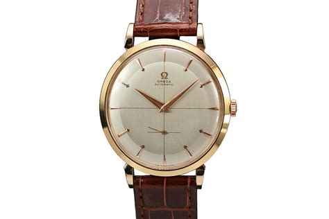 1950 omega automatic for sale mens vintage time only