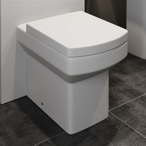 Plumb Back To Wall Toilet by Affine Royan Back To Wall Toilet