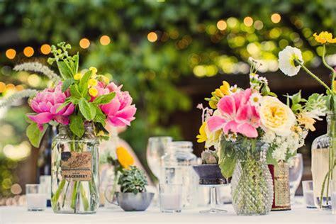 garden wedding decorations