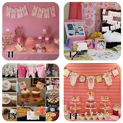 themes in the girl who can 55 baby shower themes