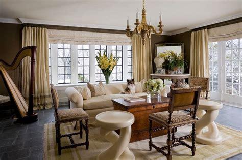 Tudor Mansion Floor Plans tudor mansion traditional living room los angeles