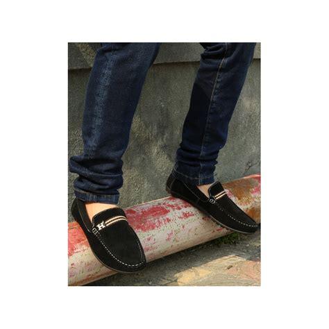 Sepatu Slip On Kulit Sintetisclassictermurahpremium jual sepatu slip on kulit suede