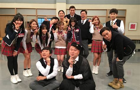 knowing brother aoa brings quot knowing brothers quot highest viewership of all