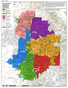 portland oregon school district map beaverton new high school boundary changes map comparison