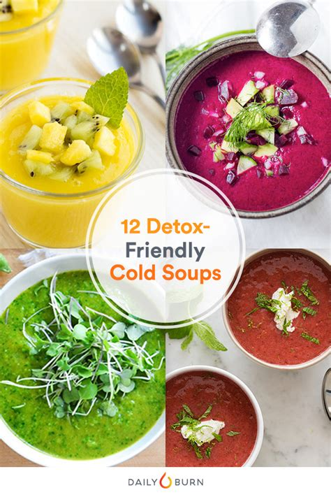 Dr Oz 3 Day Soup Detox Diet by Detox Diet Soup