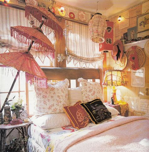 Bohemian Style Bedroom | babylon sisters bohemian bedroom inspiration