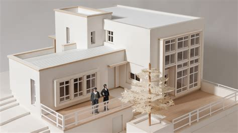 Architectural House Designs by Architectural Model Making Design Interior