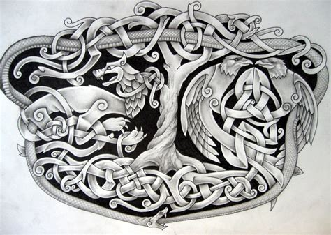 black n grey tattoo designs black n grey celtic circle design ideas
