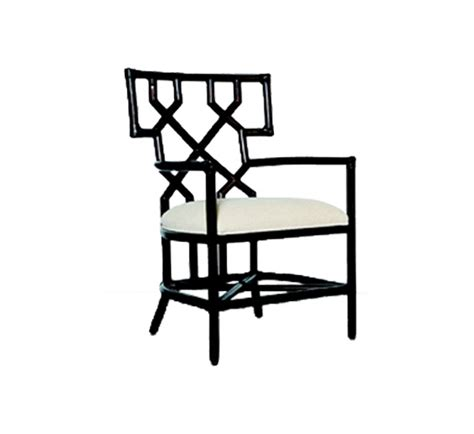indoor wicker dining chairs with arms santorini dining arm chair rattan material indoor