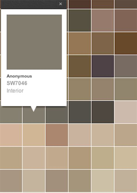 the most interior paint shade names of all time