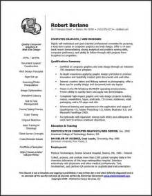 career change resume sles sle resume