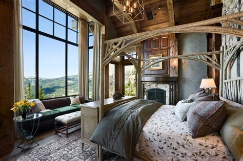 Country Rustic Bedroom - light country rustic bedroom by jerry locati
