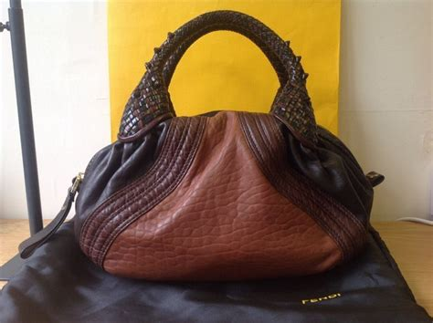 Fendi Tribal Bag by Second Glam Preloved Uk