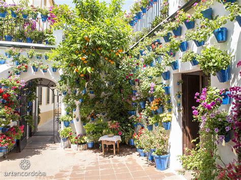 patios cordobeses premios 2015 de los patios rejas y balcones