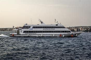 ferry boat zadar pula pula to zadar ferry