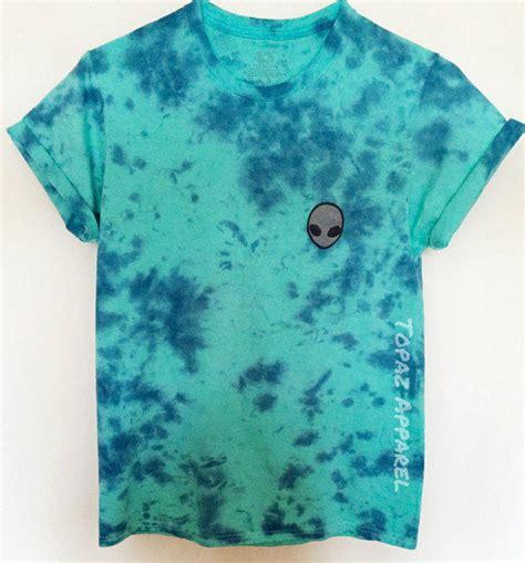 atlanta tie dye shirt from topazapparel on etsy