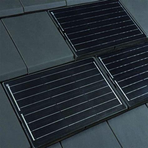 Tuile Photovoltaique Prix by Prix Tuile Photovoltaique Luxol