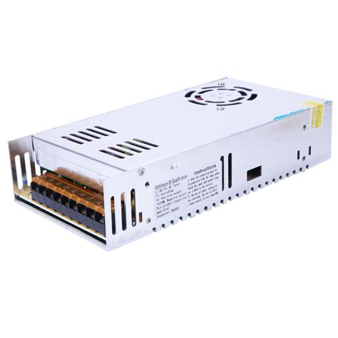 Gcs Switching Power Supply 24v 20a ac 110v 220v to dc 5v 12v 24v switch power supply driver