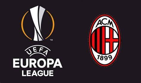 europa league draw milan  face aek athens rijeka