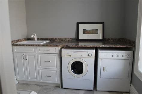Laundry Room Vanity Cabinet Bathroom Vanities Traditional Laundry Room Toronto By Hawkins Cabinetry And Design