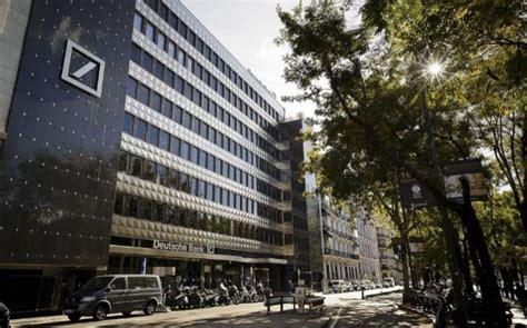 sede deutsche bank deutsche bank ve m 225 s potencial en bbva que en santander