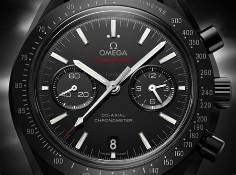 Zr02 Set thoughts on the omega speedmaster quot side of the moon quot just how is the ceramic