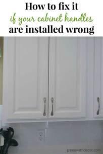 how to fix cracked cabinet door nationdedal