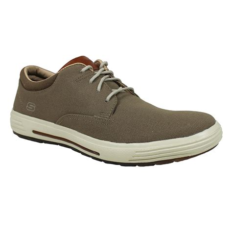 Skechers Stock by Skechers 64943 Canvas Shoe Shop By Brand See All Of