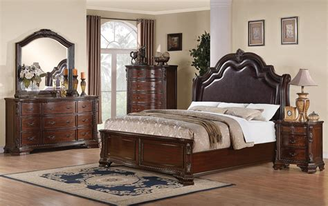 coaster bedroom sets coaster furniture 4 pc maddison panel bedroom set