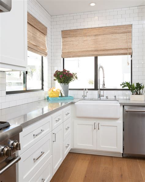 gray shaker kitchen cabinets with engineered white quartz modern new construction beach house ideas home bunch