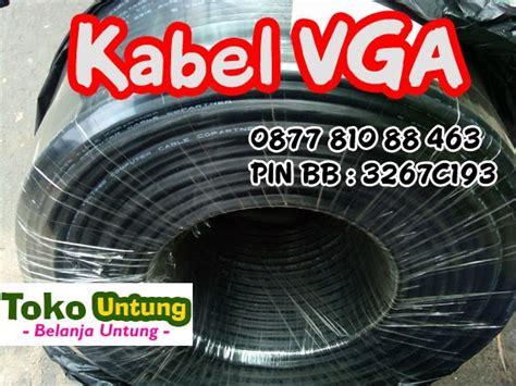 Harga Kabel Vga Untuk Infocus jual kabel vga untuk projector dan infocus