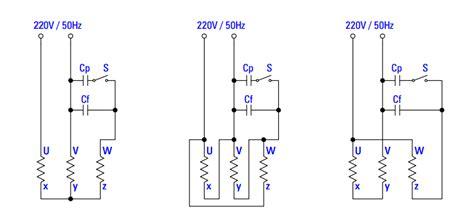 Motoare Electrice 380v by Pornirea Motoarelor Trifazate La Tensiunea Monofazată De