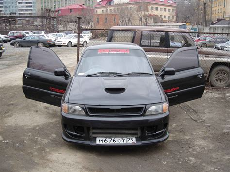 toyota starlet 1993 toyota starlet pictures 1300cc gasoline ff