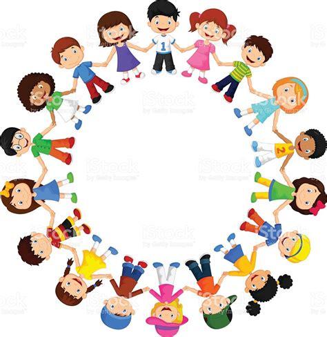 imagenes de niños felices animados ni 241 os felices de dibujos animados de diferentes razas