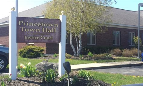 National Court Records State Audit Finds Princetown Town Court Kept