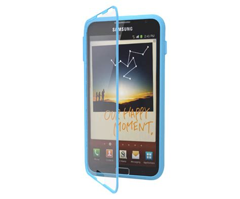 iluv samsung galaxy note ii accessories revealed