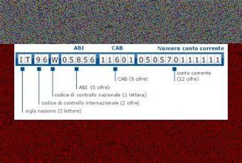 calcolo da iban come calcolare il codice iban paperblog