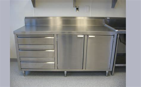 amusing 40 commercial stainless steel kitchen cabinets
