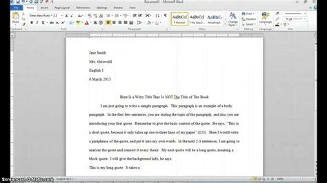 Quoting Bible In Essay by Bible Used In Research Papers