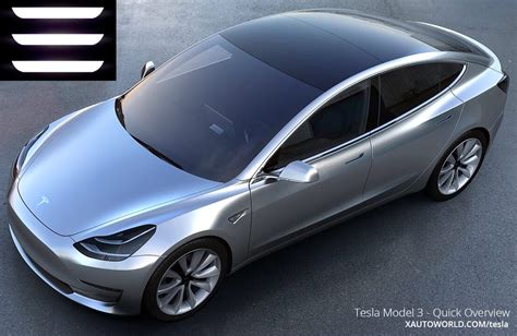 tesla model 3 gray tesla model 3 overview