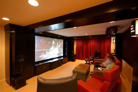 Home Theater Decor by Home Theater Room Decorating Room Decorating Ideas