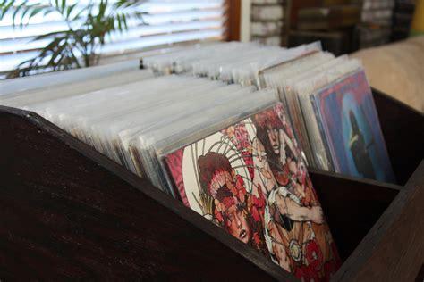 I Built A Vinyl Record Shelf Johnvantine Com Vinyl Record Shelves